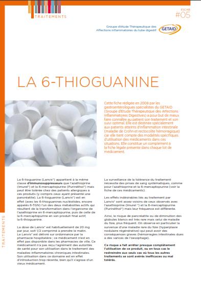 6-THIOGUANINE