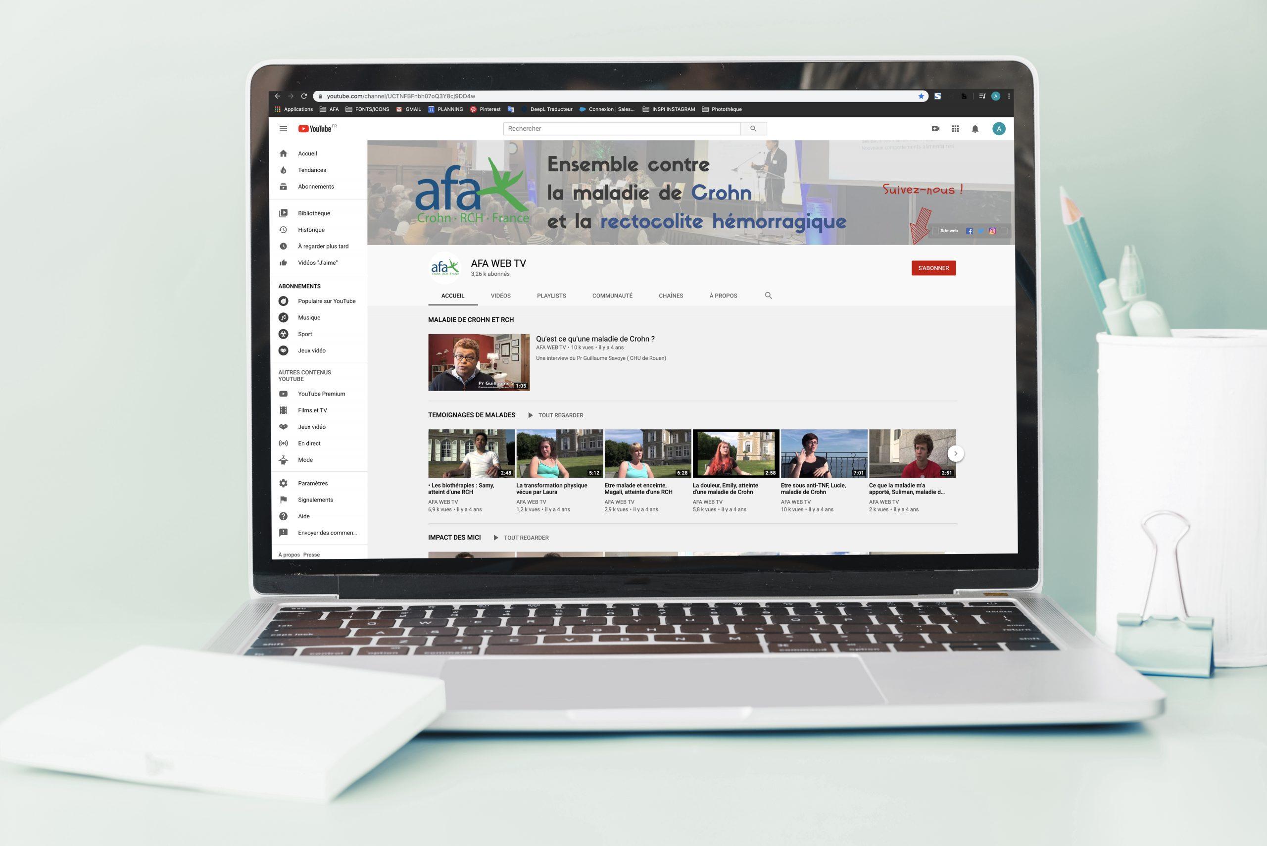Afa Web TV