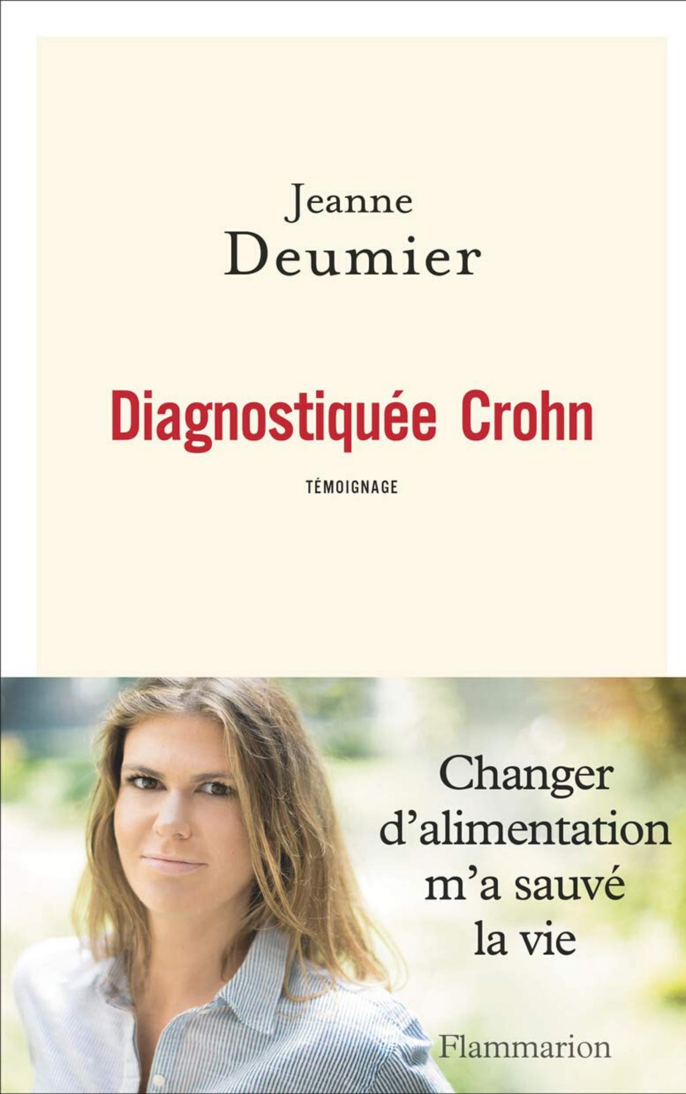 Diagnostiquée Crohn de Jeanne Deumier